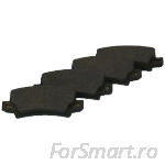 Set placute frana ATE Smart ForTwo/Roadster